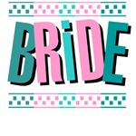 Retro 80s Bride T-Shirts