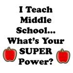 I Teach Middle School