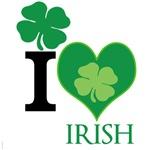 OYOOS Lucky Irish Heart design