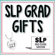 SLP Grad Gifts