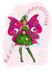 Candy The Christmas Fairy