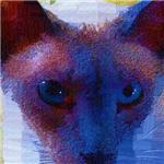 Siamese Eyes #3154