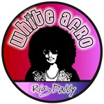 White Afro Rig Daddy