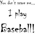 YDSM I play Baseball