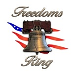 Freedoms Ring Tees & T-shirt Gift Ideas