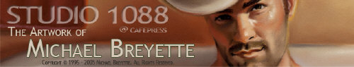Studio 1088 The Art of Michael Breyette