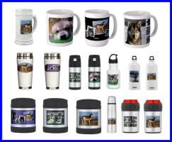 Mugs, Thermos and other Drinkware Products