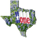Texas is My Home...in Bluebonnets!