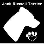 Jack Russell Silhouettes