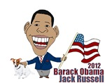 Obama & Jack Russell 2012