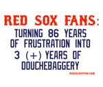 Red Sox Douchebaggery
