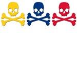 Colombian Skulls