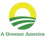 Obama for a  Greener America
