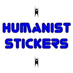 Humanist Bumper Stickers