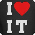 I Love [Heart] It (I Luv It) T-Shirt