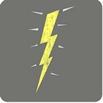 Lightning Bolt (Vintage)