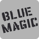 Blue Magic Stamp