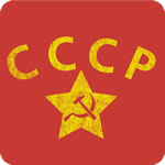 Soviet Police CCCP T-Shirt