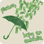 Please Bring an Umbrella T-Shirt