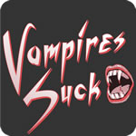 Vampires Suck T-Shirt