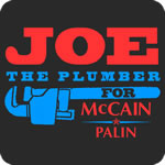 Joe the Plumber for McCain T-Shirt