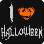I Love Halloween T-Shirt