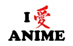 I Love [Heart] Anime