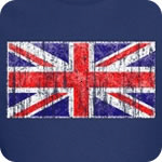 Vintage Union Jack T-Shirt