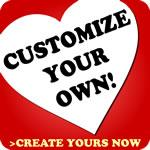 Create Your Own I Heart T-Shirt