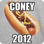 Coney 2012 T Shirt