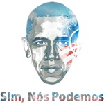 Barack Obama portuguese brasilian Yes we can