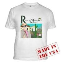 Royce O'Rourke Clothing