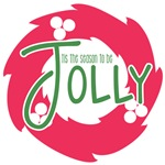 Jolly Christmas Wreath