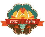 New Delhi Badge