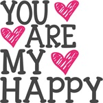 You Are My Happy Love