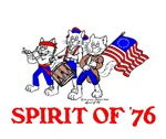 Spirit Of '76 Cats™