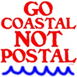 GO COASTAL-NOT POSTAL™: JOIN, OR DIE™