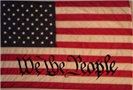 WE THE PEOPLE WITH FLAG OF FREEDOM™