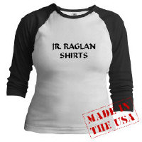 YeshuaWear.com Messianic Jr.Raglan Shirts