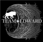 Twilight- Team Edward Lion-Black