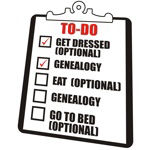 Genealogy To-Do List