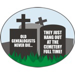 Old Genealogists Never Die