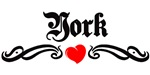 York tattoo