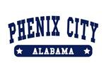 Phenix City College Style