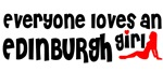 Everyone loves an Edinburgh girl