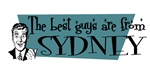 Best guys are from  Sydney