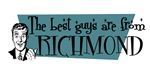 Best guys are from  Richmond