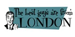 Best guys are from  London