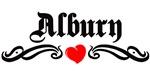 Albury tattoo