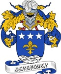 Berenguer Coat of Arms, Family Crest